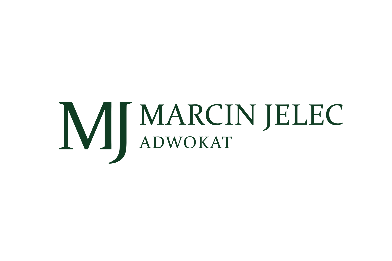 Projekt logo adwokata Marcina Jelca